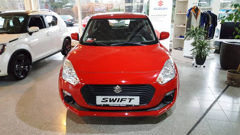 SUZUKI SWIFT 1,2 M-T CLUB